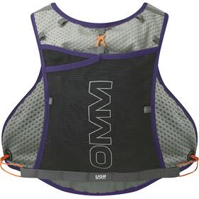 OMM TrailFire Vest Purple/Grey